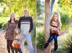 Las Vegas Event and Wedding Photographer - Exceed Photography - Proffesional Portraits on location- A Three-Generation Family Portrait, Family Portraits
