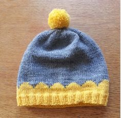Perfect colors for baby boys!  http://www.ravelry.com/patterns/library/little-scallops