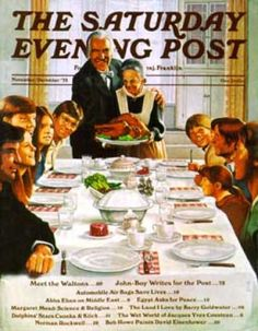 Saturday Evening Post Covers #2300-2349