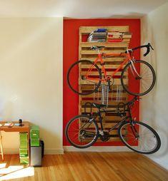 support mural vélo Acrocher vélo au mur