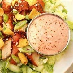 Emily's Dressing for Taco Salad Allrecipes.com