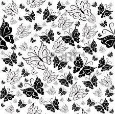 Resultado de imagem para desenhos preto e branco da lua com flores