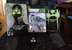 Splinter Cell: Blacklist is Out now in Austria! A Pack call: Ultimatum Edition with the Game, a watch and a Little Comic Book. Let's Play! Splinter Cell, Lets Play, Austria, Comic Books, Let It Be, Watch, Comics, Games, Clock