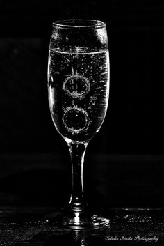 Flute, Champagne, Photos, Pictures, Wedding Rings, Photography, Photograph, Fotografie, Photoshoot