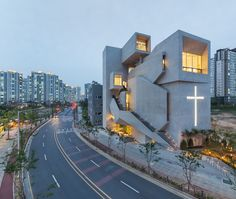 Gallery of The Closest Church / Heesoo Kwak and IDMM Architects - 2