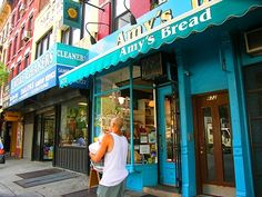 I love Amy's Bread in Hell's Kitchen, NYC