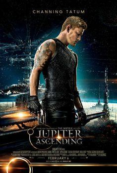 Mila Kunis, Channing Tatum, Eddie Redmayne & Sean Bean Highlighted In 4 Jupiter Ascending Posters