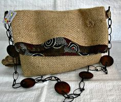 ....and Banana ,...., African textile bags