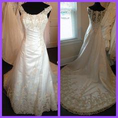 Affordable Designer Gowns Wedding Dresses Photos on WeddingWire