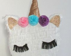 Unicorn Piñata Minimalist