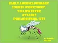 1000+ images about fever 1793 on Pinterest | Philadelphia Inquirer ...
