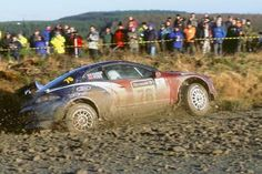 Photographic Print  2002 Ford Puma driven by Alexander Foss on Network Q  Rally   12x8in d368d8b780