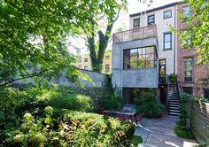 A Brooklyntownhouse - desire to inspire - desiretoinspire.net