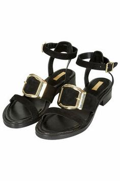 FRANCIS Three Strap Sandals