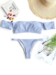 Up to 80% OFF! Off Shoulder Striped Thong Bikini. #Zaful #Swimwear #Bikinis zaful,zaful outfits,zaful dresses,spring outfits,summer dresses,Valentine's Day,valentines day ideas,cute,casual,fashion,style,bathing suit,swimsuits,one pieces,swimwear,bikini set,bikini,one piece swimwear,beach outfit,swimwear cover ups,high waisted swimsuit,tankini,high cut one piece swimsuit,high waisted swimsuit,swimwear modest,swimsuit modest,cover ups,swimsuit cover up @zaful Extra 10% OFF Code:ZF2017