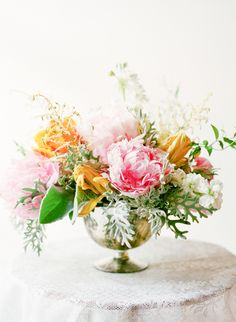 Friday Flowers - Summer Centerpieces