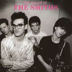 The Smiths....awesome band! Got me through my teenage years!