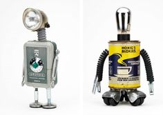 Recyclage Robot – Javier Arcos Pitarque – One360.eu