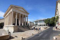 Photo : L'Oeil d'Édouard © La Maison Carrée et le Carré d'Art de Nîmes