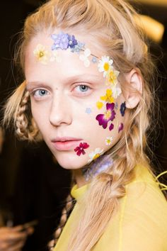 At the Preen by Thornton Bregazzi spring 2017 runway show in London, none of…