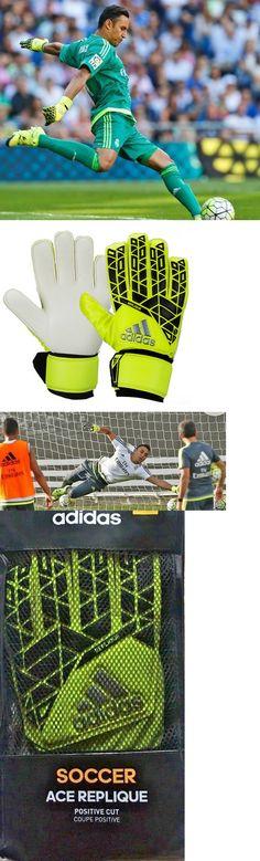 Gloves 57277: Men S Adidas Ace Finger Save Pro Gk Gloves Goalkeeper Size 10 Keylor Navas New! -> BUY IT NOW ONLY: $39 on eBay!