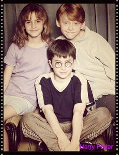 Harry Potter Cast Edits