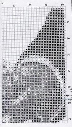 Wzory Schematy Haft Krzyżykowy: Pamiątka ślubna - dłonie Crochet, Wedding, Blog, Weddings, Manualidades, Valentines Day Weddings, Ganchillo, Blogging, Crocheting