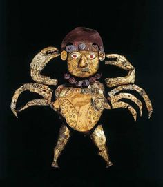 "Ai Apaec ""The Decapitator"", Moche culture, Peru"