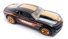 Ultimate Hot Wheels : 2013 COPO Camaro FRAM Design