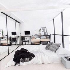 Minimalist bedroom ideas - https://bedroom-design-2017.info/interior/minimalist-bedroom-ideas.html. #bedroomdesign2017 #bedroom