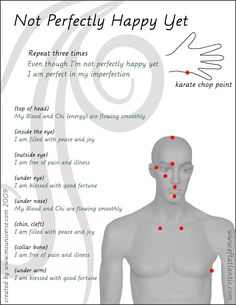 eft tapping points chart pdf