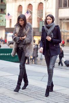 Emmanuelle Alt & Geraldine Saglio: my two favorite style icons