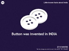 Little known facts about India #16
