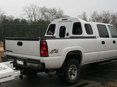 How to Add Seats to Your Truck (and get a bigger tow vehicle for your large family! Truck Cap Camper, Truck Caps, Truck Bed, Chevy Trucks, Pickup Trucks, Yogi Bear Camping, Truck Storage, Ford Excursion, Truck Camping