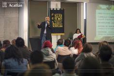 """Conferencia """"A refundar la escuela"""" del Dr. Carlos Díaz Marchant"""