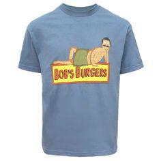 Bobs Burgers Bob T-Shirt