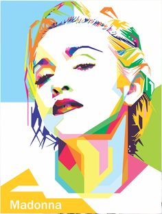 DeviantArt is the world's largest online social community for artists and art enthusiasts, allowing people to connect through the creation and sharing of art. Pop Art Portraits, Portrait Art, Pop Art Drawing, Art Drawings, Madonna Art, Polygon Art, Stoner Art, Pop Rock, Photoshop