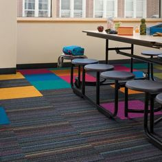 Interface Products | Commercial Modular Carpet Tile