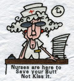 Nurse Stella Machine Embroidery Designs by DesignsByRhonda on Etsy, $7.50