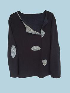 Sudadera azul marino Rota para los tejanos y las bambas.  sunyo4965@gmail.com