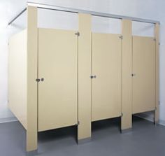 powder coated toilet partitions www.lockersnmore.com #toilet stalls
