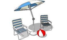 More Outdoor Furniture by Oz The Wiz - 3D Warehouse