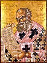 Santo Anastásio, bispo, doutor da Igreja, 2 de maio