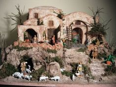 1 million+ Stunning Free Images to Use Anywhere Christmas Village Display, Christmas Nativity Scene, Christmas Decorations, Etsy Christmas, Christmas Art, Mud House, Diy Crib, New Year Wallpaper, Diy Crafts For Adults