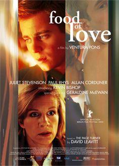 Food of love (Manjar de amor) (2002)