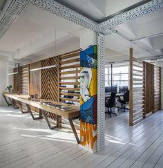 JELLYBTN Offices, Tel Aviv-Yafo, 2015 - ROY DAVID STUDIO