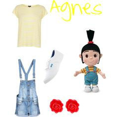 Agnes inspired outfit
