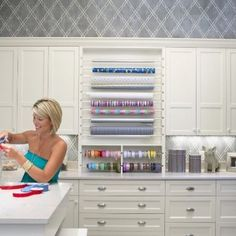 Home Office Craft Rooms Design, Pictures, Remodel, Decor and Ideas - page 2