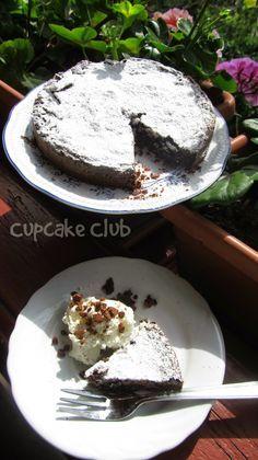 Cupcake Club: Caprese all' olio di oliva di Montersino
