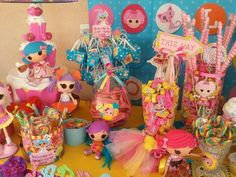 "Photo 1 of 38: Lalaloopsy Party / Birthday ""JADE'S LALALOOPSY 6TH B-DAY PARTY"" 